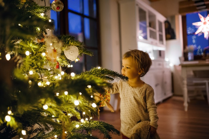 Make It Merry and Bright with Christmas Lights