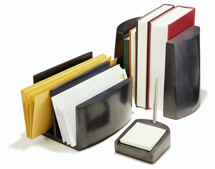 Bookshelves and File Organizers for Your Documents