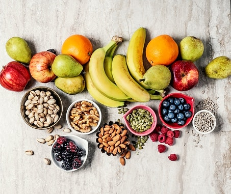 Power Up With Yummy and Healthy Snacks