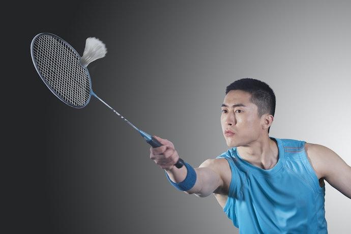Carbon Fiber Is for Competitive Badminton