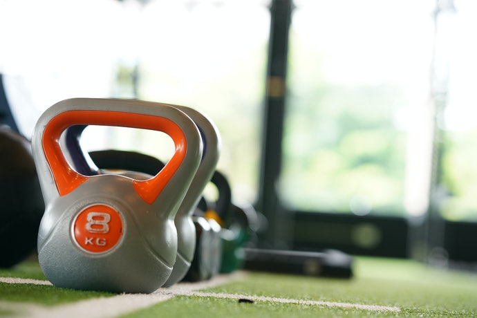 Coated Kettlebells Protect Your Equipment