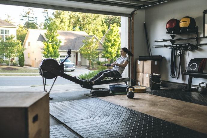 Save on Space With a Foldable Rowing Machine