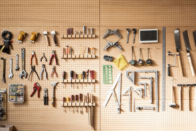 Some Home Equipment for Your DIY Projects