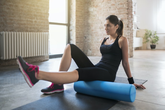 Smooth Foam Rollers for Even Pressure