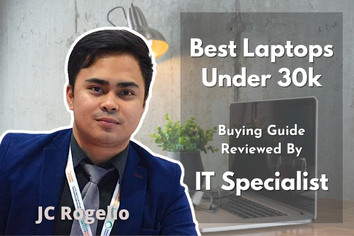 Learn More About Laptops With IT Specialist JC Rogelio!