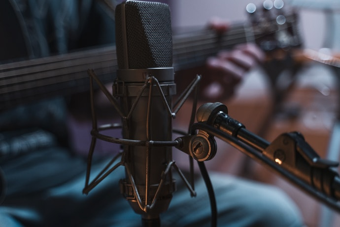 A Dynamic Microphone Can Be Both for Studio Recording and Live Performance