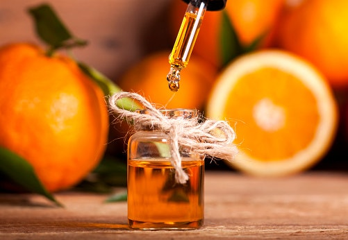 Citrus and Mint Oils are Great for Energizing