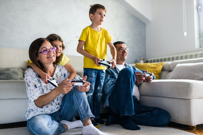 Look for Appropriate Games Based on Age Rating