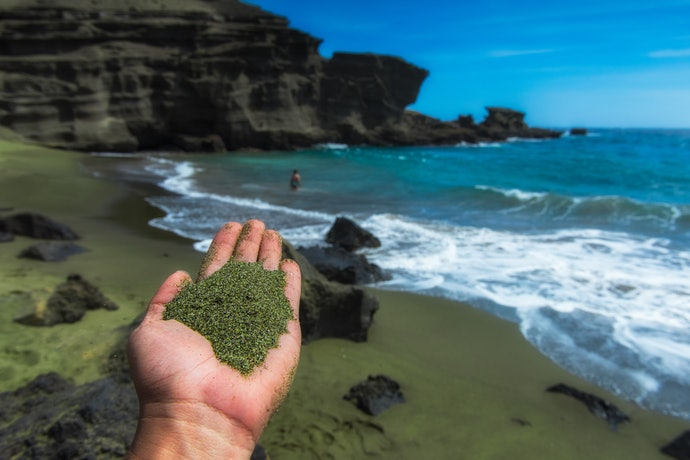 Greensand Is for Raising Sensitive Plants