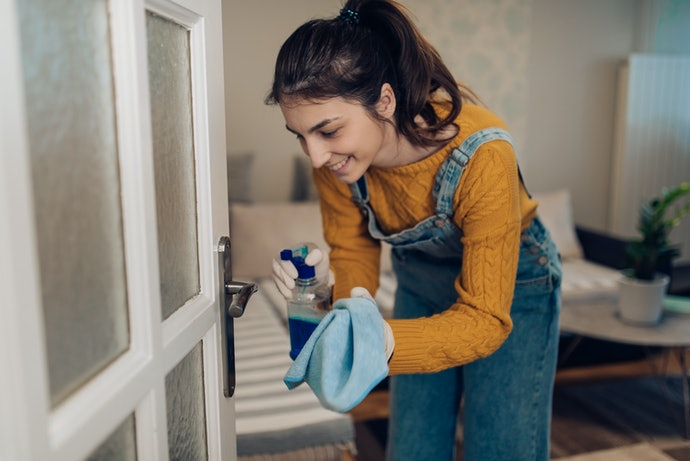 Create a Sanitizing Station at Home