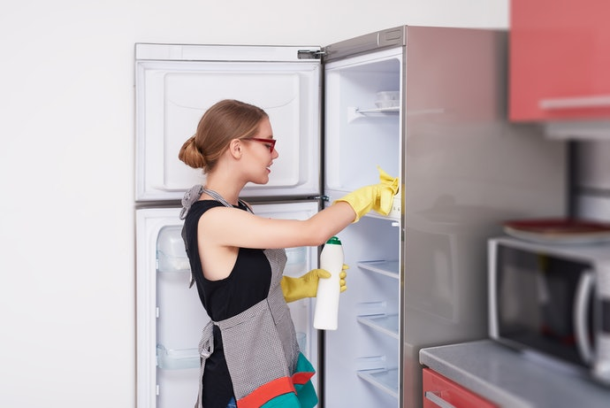 Do Not Forget to Defrost Your Fridge