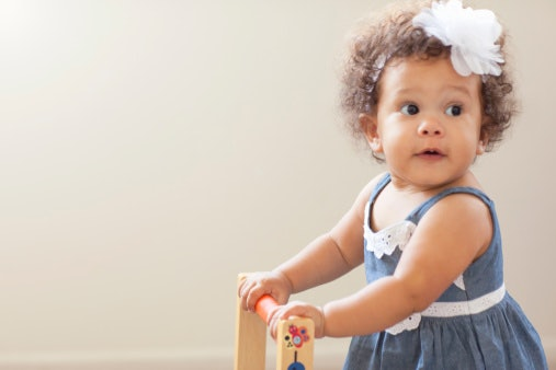 The Perfect Baby Walker is Light and Compact