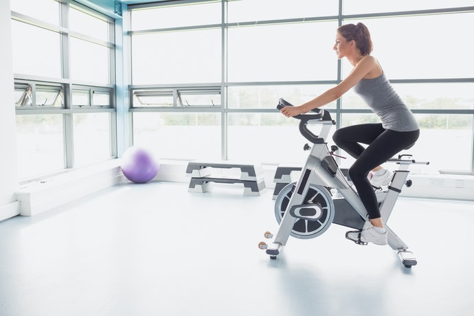 Upright Exercise Bikes for Comfortability and a Lighter Pace