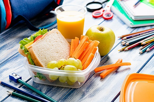 Make Sure That Your Lunch Box Is BPA-Free