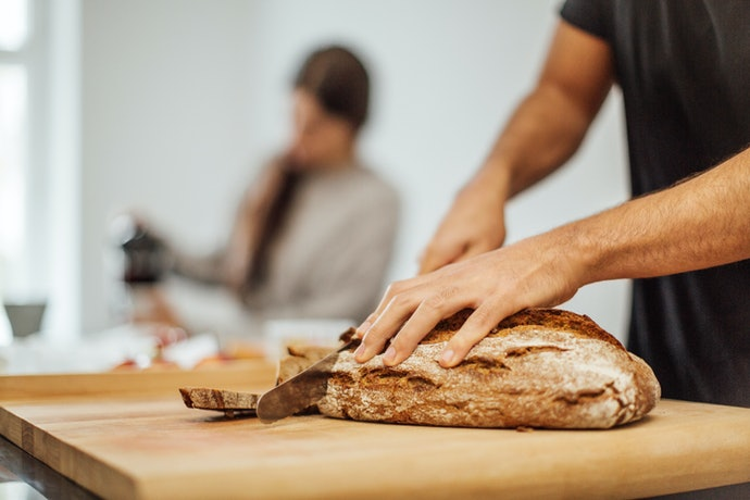 Softer Foods Are No Match to a Bread Knife