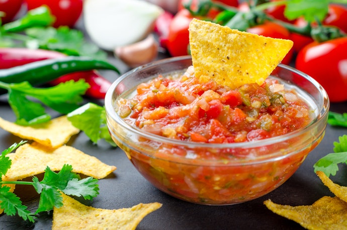 Make Your Own Fresh Salsa Roja with this Recipe