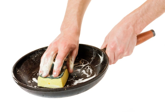 Need a Good Cleaning Sponge for your Grill Pans?