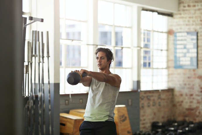 Heavier Kettlebells for Ballistic Exercises and Advanced Lifters