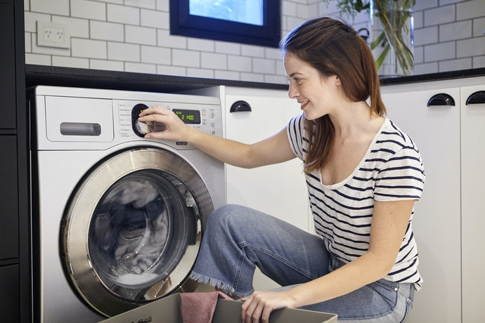 Wash Your Jeans As Seldom as Possible