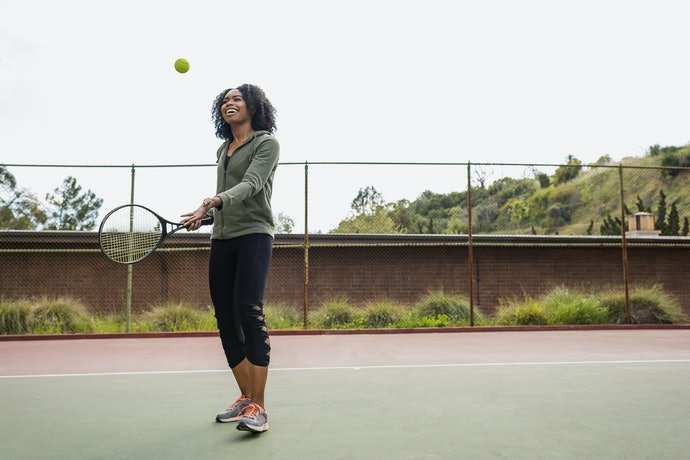 Choose the Weight of the Racket That Fits Your Strength