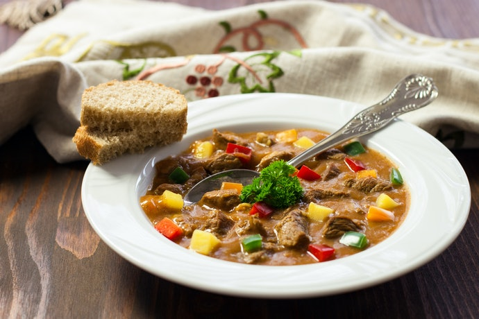 Meat-Based Soups Are Hearty and Filling