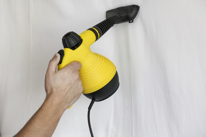 For Hard-to-Reach Areas, a Handheld Steam Cleaner Does the Job Well