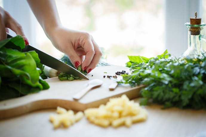 The Chef's Knife Is Your # 1 Must-Have