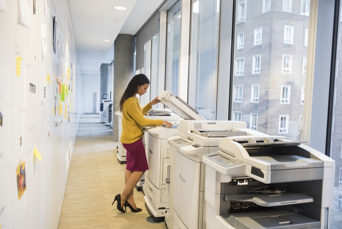 Laser Printers Are Better at Printing Documents