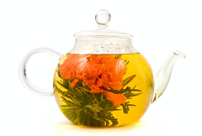 What Is a Blooming Tea?