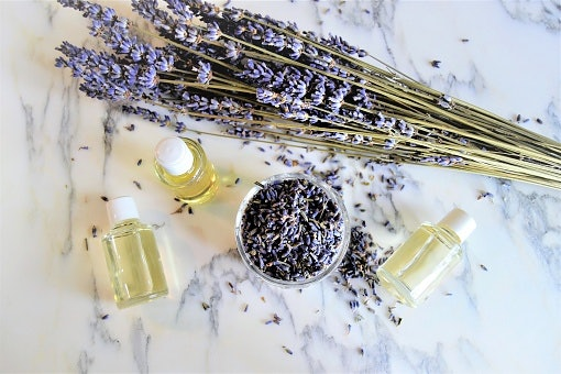 Lavender and Chamomile are Good for Soothing