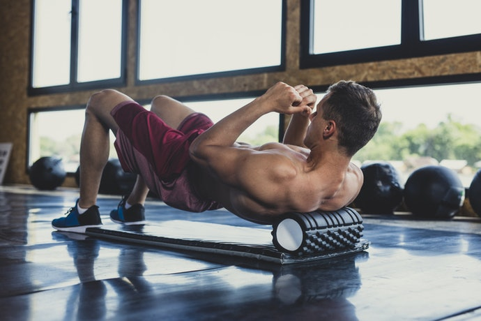 Firm Foam Rollers Give Deeper and More Intense Massage