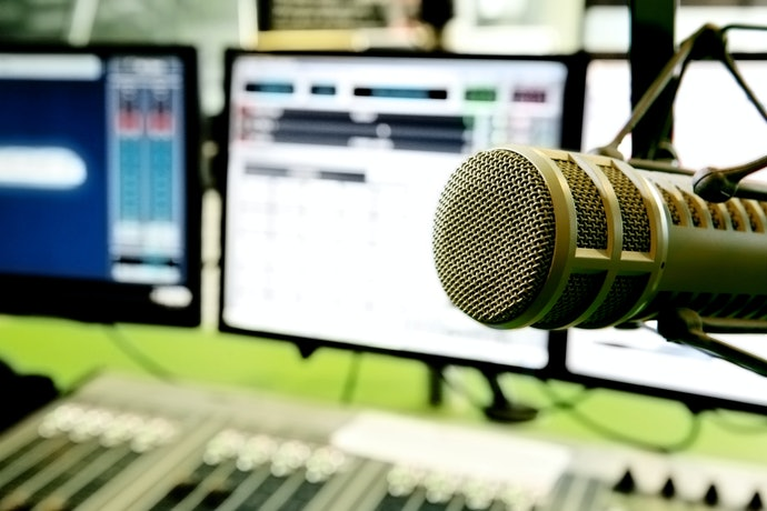 A Condenser Microphone Is for Studio Recording