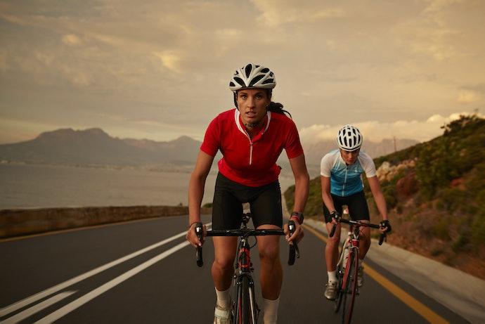 Road Bike Helmets Are Lighter