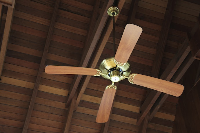 Wood Blades are Best for General Indoor Use
