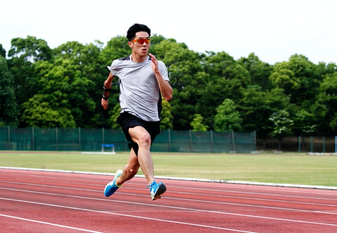 Split-Type Shorts Are Excellent for Competitive Running