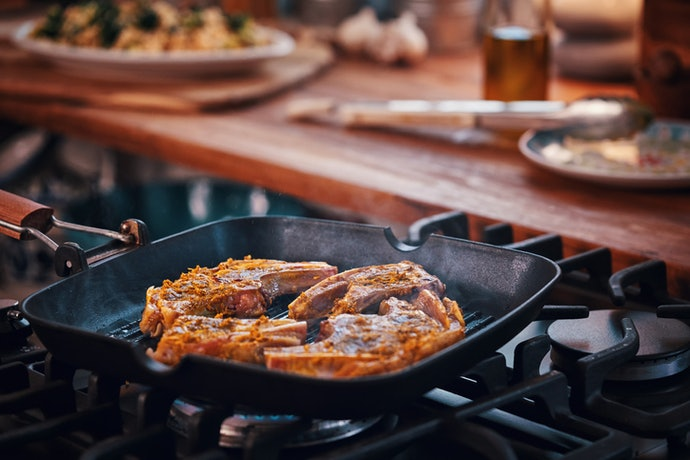 Consider the Exterior Pan Features