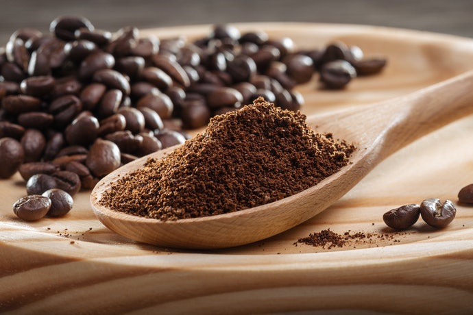 Ground Coffee Offers Convenience