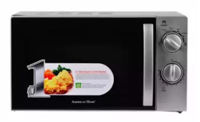 American Home American Home Microwave Oven AMW-20MCS manual 1