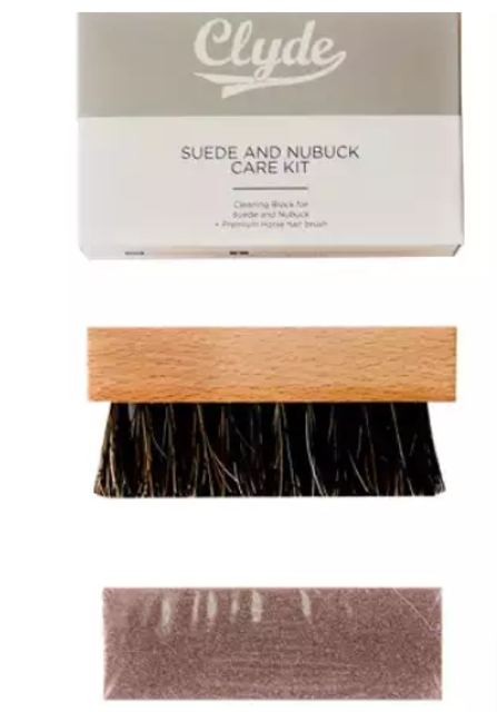 Clyde Suede and Nubuck Care Kit 1