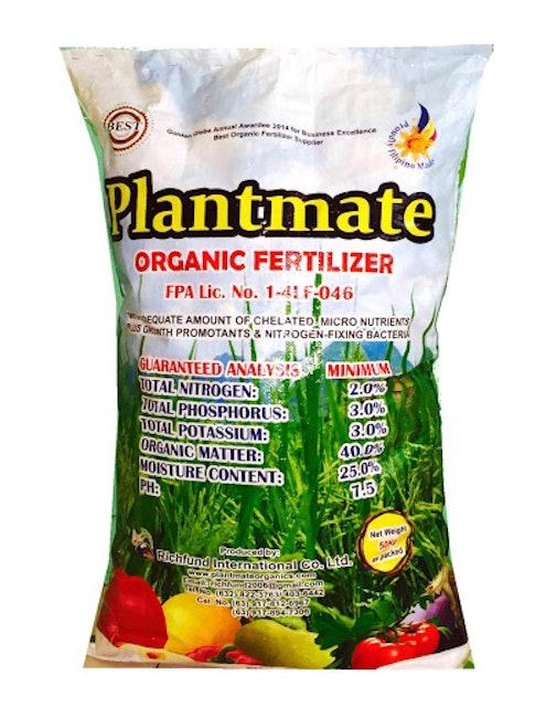 Plantmate Organic Fertilizer 1