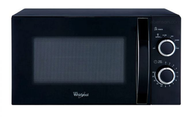 Whirlpool Whirlpool Mechanical Control Vancouver Series MWX 201 XEB 1