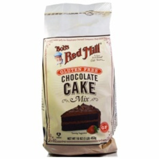 Bob's Red Mill Gluten Free Chocolate Cake Mix 1