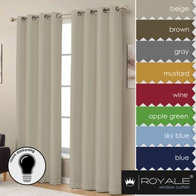 Top 10 Best Blackout Curtains in the Philippines 2020 4