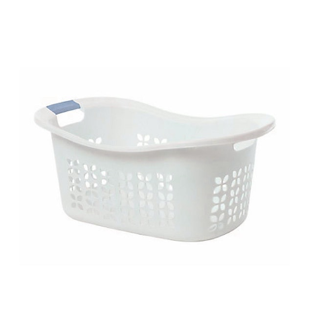 Rubbermaid Laundry Basket Comfort Carry with Soft grip  1