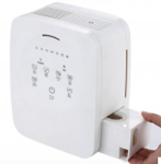 Cherry Mobile Ionizer with Air Purifier and Humidifier 1