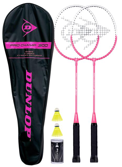 Dunlop Badminton Pro Champ 300 G1 1