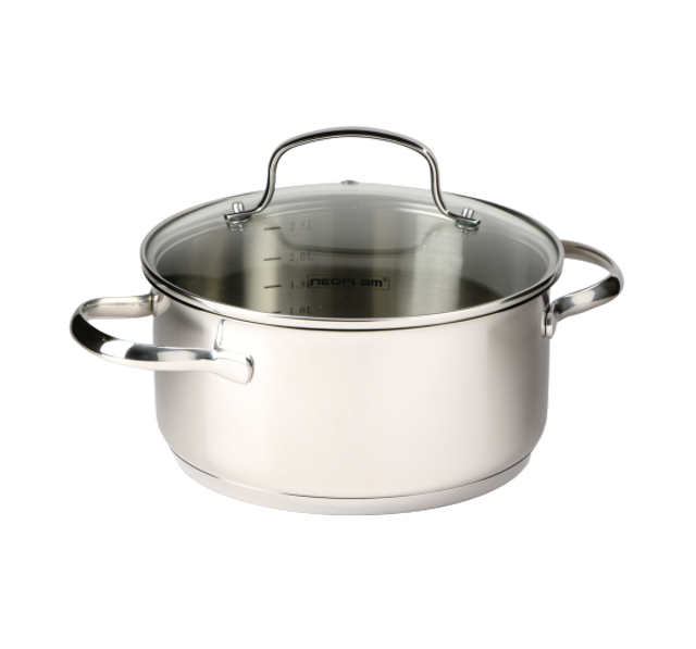 Neoflam Stainless Steel Stock Pot 1