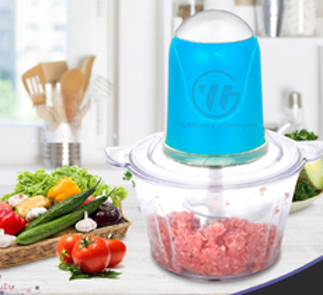 WeiGao Multi-function Healthy Electric Meat Mincing Food Processor 1