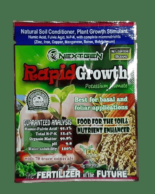 NextGen Rapid Growth Fertilizer 1