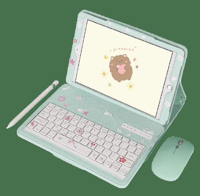 iPad Keyboard Protective Case 1